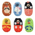 Stitch Tiger Baby Sleep Bags Polar Fleece baby wrap envelope Blanket cushion Newborn Cocoon Sleeping Bag Sack Bedding tipi