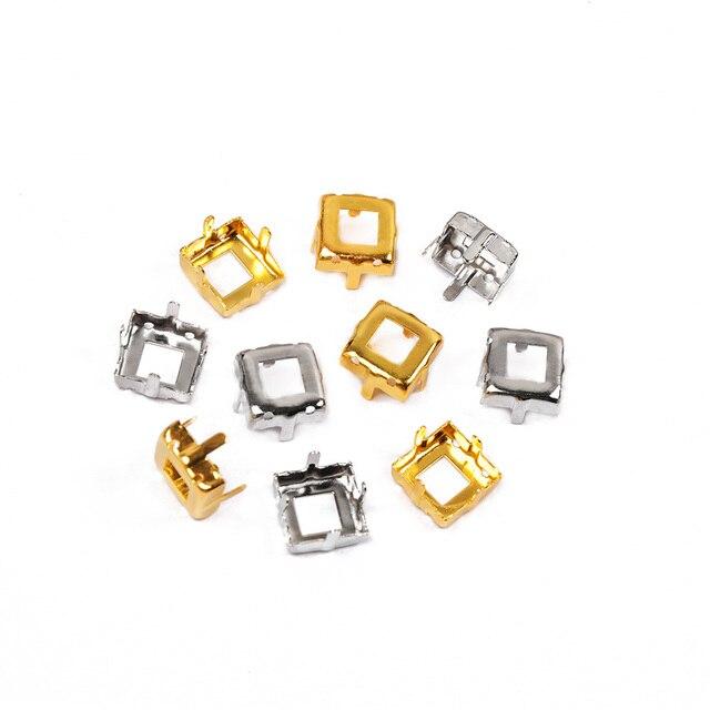 #4447 K9 Top Kristall, AB Farbe Strass Glas Material nähen auf strass Mit Klaue Einstellung Pointback DIY Kleidung Zubehör