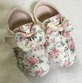 2016 nova outono crianças pu leather shoes para meninas party baby shoes crianças marca de moda da borboleta sapato apartamentos criança
