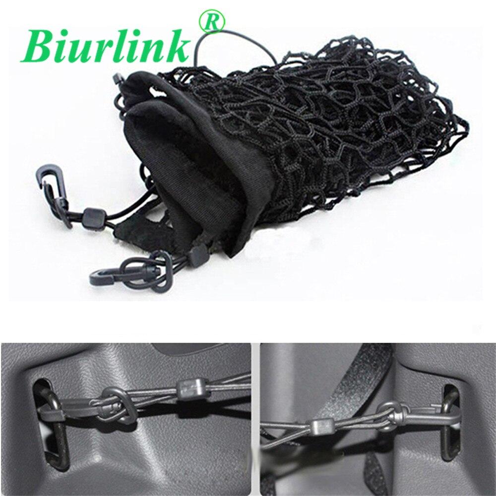 Bmw Z3 Luggage: 4 Hook Flexible Car Trunk Cargo Net Luggage Mesh For BMW