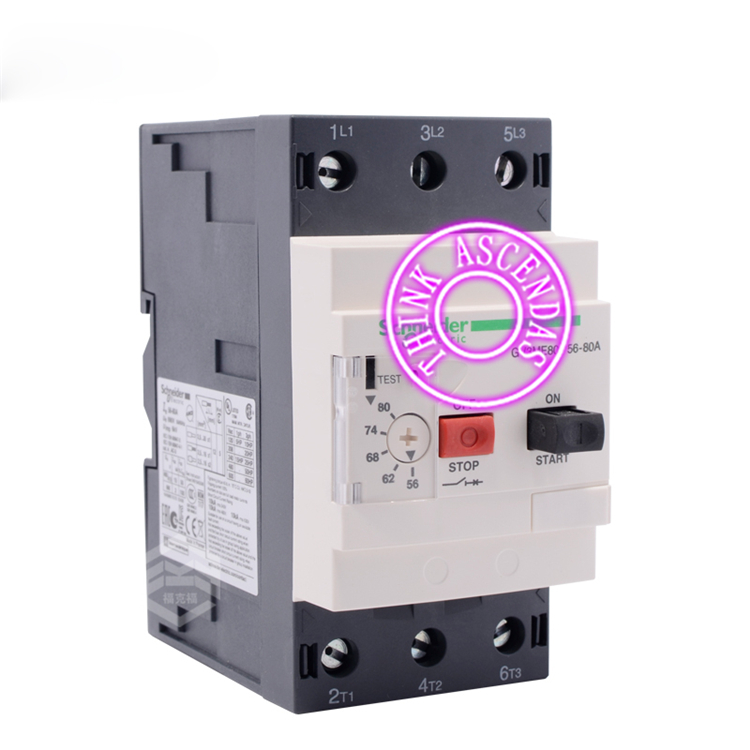 TeSys GV3 Motor Protect Switch Circuit Breaker GV3ME65 GV3-ME65 48-65A / GV3ME80 GV3-ME80 56-80A тень тень потетень