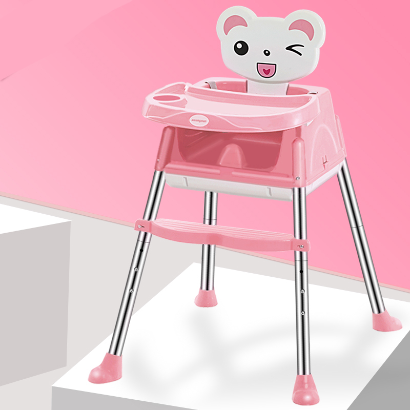 Baby Chair Booster Seat Portable Infant Seat Portable Infant High Chair For Kids Seat Baby Feeding Table Adjustable Chairs
