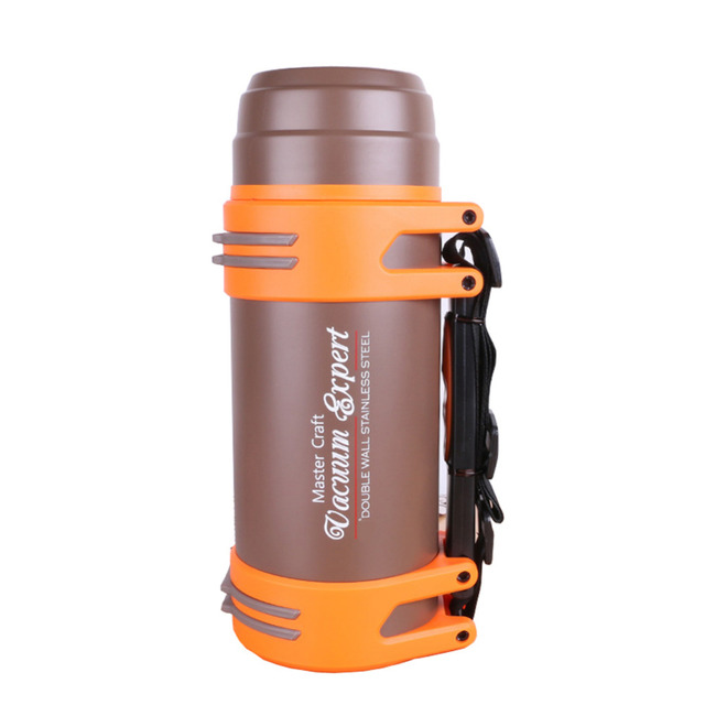 9320b49070 Thermos 1.5L Stainless Steel Insulated Thermos Bottle Outdoor Sports  Drinking Water Bottle Vacuum Bottle