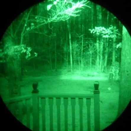 Yukon nv 5x60 night vision hd