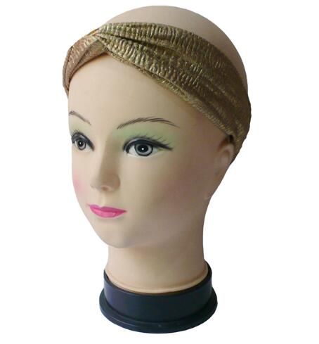 e8ca4bd9112 2017 New Glitter Elastic Stretch Twist Headband Turban Headwrap Headwear  Women Bandanas Twist Hair Bands Turbante Hairbands-in Women s Hair  Accessories from ...