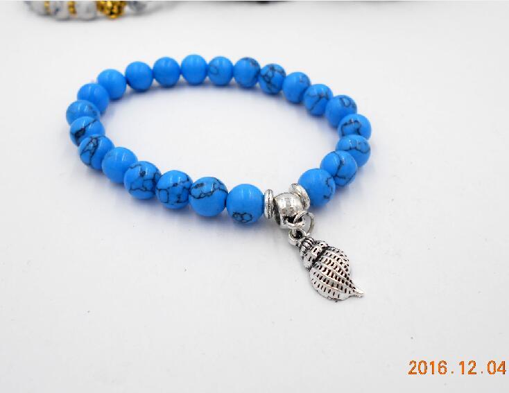 Bohemian charm bracelets & bangles for women lovely Animal Botany long bracelet men jewelry