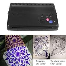 Профессиональный копировальный аппарат для переноса татуировок, термотрафаретная бумага, принтер формата А5 и А4, нормальная бумага для татуировок и фото, товары для татуировок