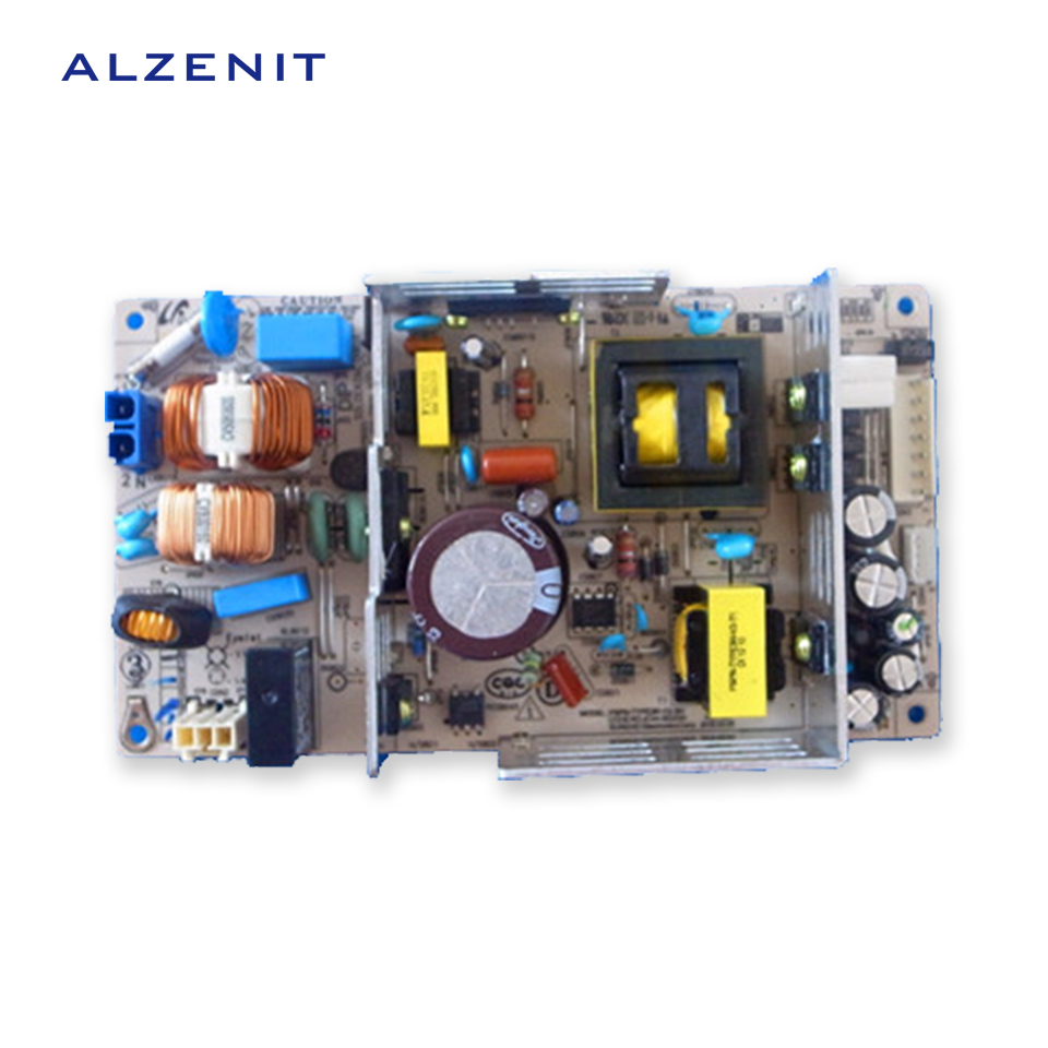 For Samsung CLP 680 CLP-680 Original Used Power Supply Board Printer Parts 110V On Sale brand new inkjet printer spare parts konica 512 head board carriage board for sale