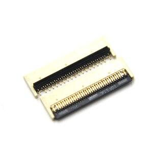 Image 1 - 10 sztuk/partia wyświetlacz LCD FPC łącznik do Samsunga Galaxy Tab A 10.1 SM T580 T580 T585 T587 35pin 35 pin