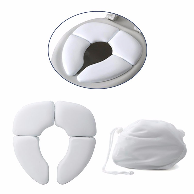 Kids Potty Seat Cushion Foldabl