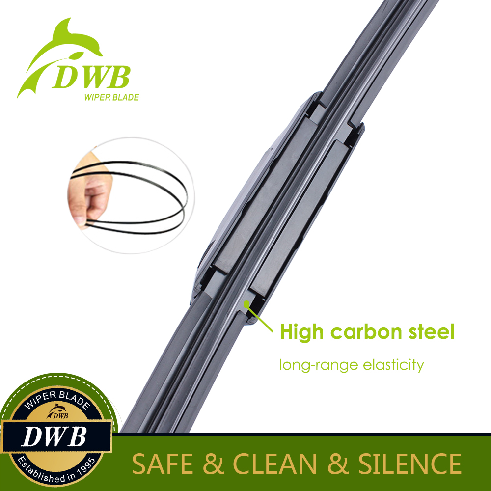 Wiper Blades for Nissan Leaf 2010-2016 26+16, 2pcs free shipping, Exact Fit Windscreen Wipers