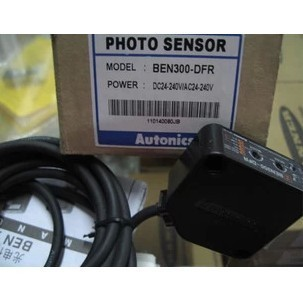 . Otto Nicks AUTONICS original genuine photoelectric switch BEN300-DFR otto nicks autonics optical fiber sensor bf3rx original genuine