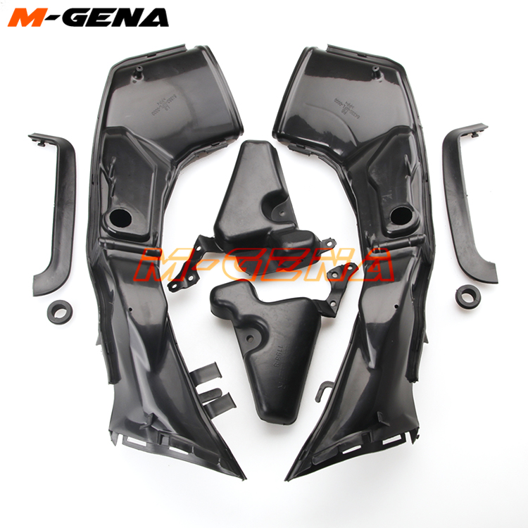 Motorcycle Air Intake Tube Duct Cover Fairing For CBR1000RR <font><b>CBR</b></font> <font><b>1000</b></font> <font><b>RR</b></font> <font><b>2008</b></font>-2011 <font><b>2008</b></font> 2009 2010 2011 08 09 10 11 image