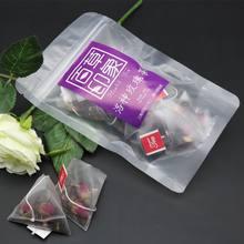 Luoshen треугольный пакет для чая с розовым чаем