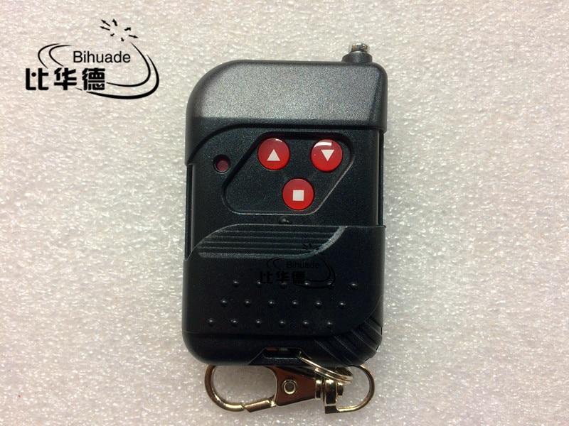 3 Keys 433mhz/315mhz Wireless Rf Remote Control Controller Learning Code For Garage Gate Door 1527 universal wireless rf remote control learning copy clone code remote control duplicator key 433mhz for garage gate door