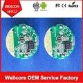 2016 Nova Pequeno Bluetooth Ibeacon NRF51822 Chipset com CR2477 Bateria