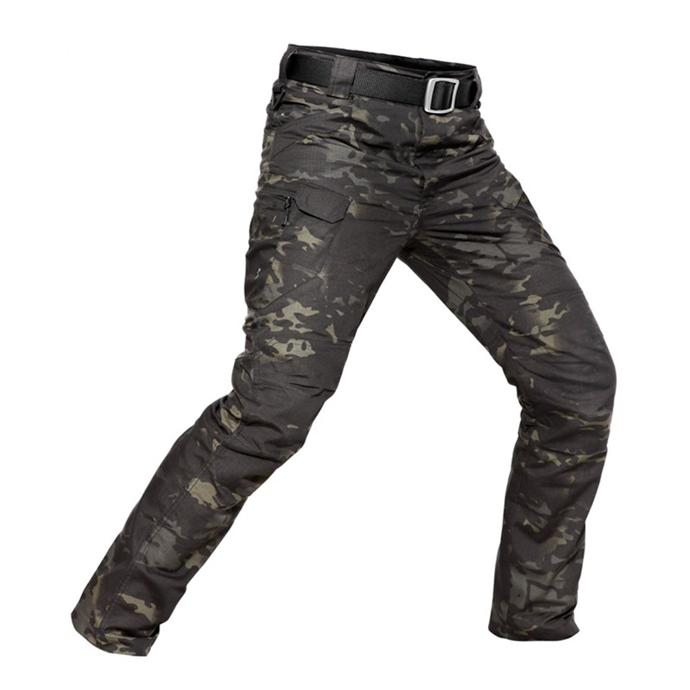 MSSNNG Brand Tactical Camouflage Military Casual Combat Cargo Pants Water Repellent Ripstop Men's 5XL Trousers Spring Autumn