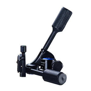 Image 4 - Manbily VH 60 Double Handle  Aluminum 3D Hydraulic Damping Tripod PTZ Panoramic Shooting  tripod head