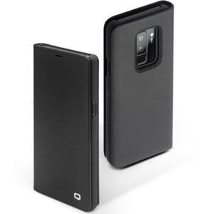 Image 3 - QIALINO Chính Hãng Da Lật Trường Hợp đối Với Samsung Galaxy S9 Thời Trang Sang Trọng Siêu Mỏng Ống Đỡ Động Mạch Điện Thoại Bìa đối với Samsung S9 + Cộng Với 6.2 inch