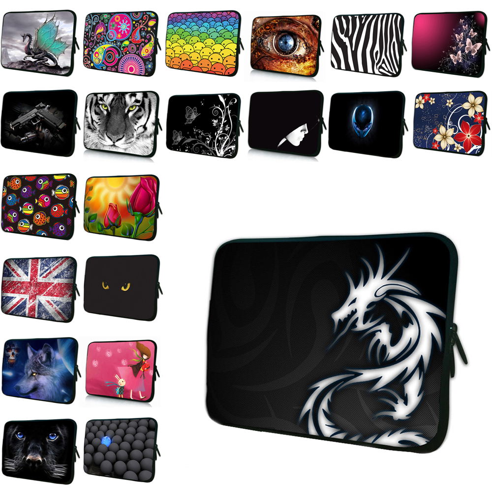 """Neoprne 7 10 12 13 14 15 15.4 17/"""" Laptop Sleeve Bag Cover Case For Macbook Chuwi"""