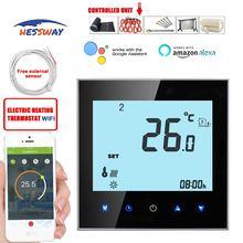 Hessway tuya app ivr температурный контроллер комнатный нагревательный