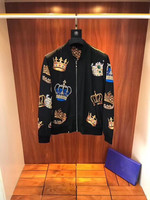 2018 new High Quality fashion Coats & Jackets Runway Summer man Brand Luxury Men's Clothing A08309