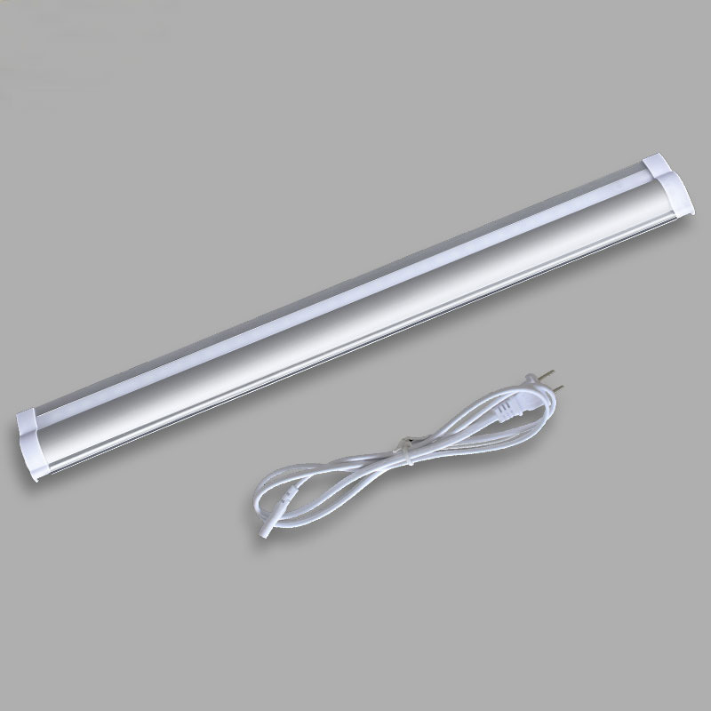 LED Under Cabinet Lamp 6W 10W Ultra Thin Innovative Touch Sensor Wardrobe Cabinet Light Strip