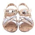 Zapatos del bebé Al Aire Libre zapatos de los niños niñas niños primeros caminante recién nacido tamaño de zapato de bebé botines chaussure agradable LD