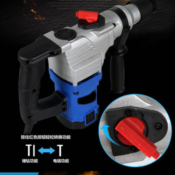 delimotion electrical breaker hammer for wood steel  hole for cement broken at good price wu307 drill good quality electrical drill for home decoration use at good price