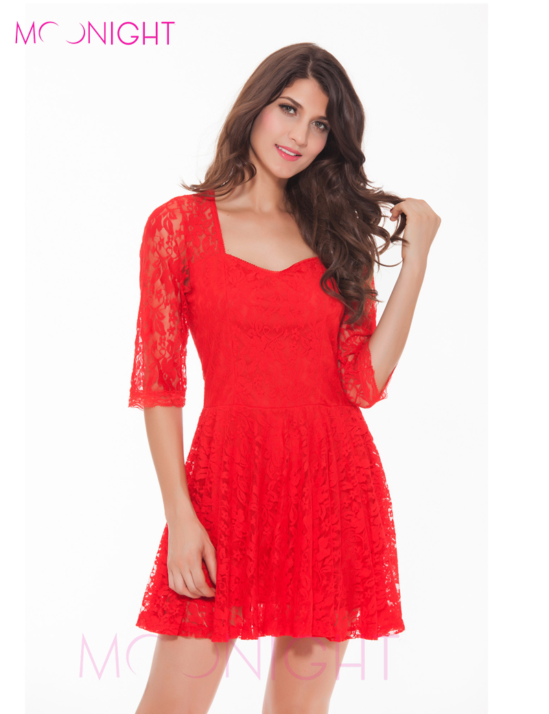 Popular Red Short Dresses-Buy Cheap Red Short Dresses lots from ...