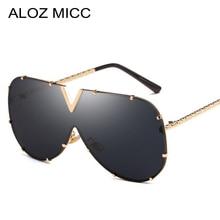 Fashion Oversize Men Pilot Sunglasses Women Brand Designer Metal Frame Unisex Multicolor Gradient Glasses Lady Shades UV400 Q463 стоимость
