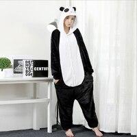 Nouvelle Arrivée Femmes de Caractère Onesie Femmes Pleine Manches À Capuche Polyester Pyjama Ensembles Pijama Animal Cosplay Costumes Costume