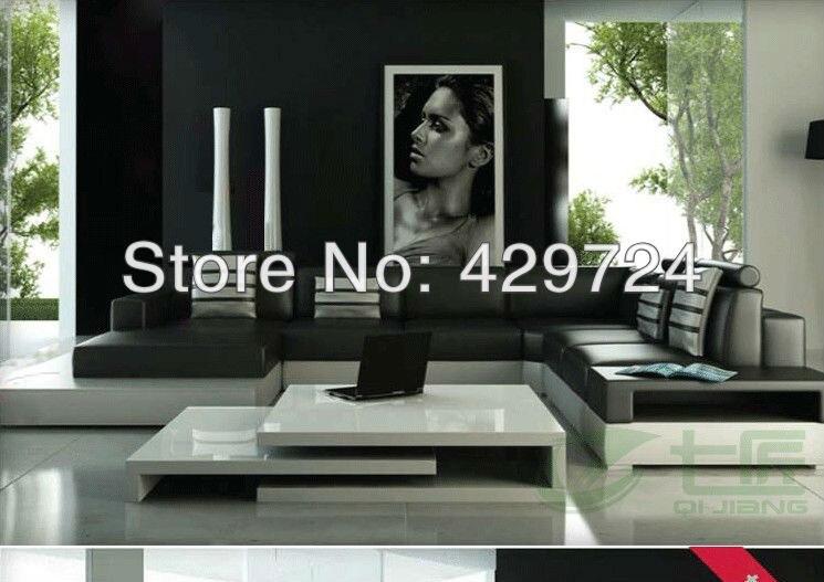 Luxus kanapé, Olaszország Design nagy méretű kanapék Valódi - Bútorok - Fénykép 2