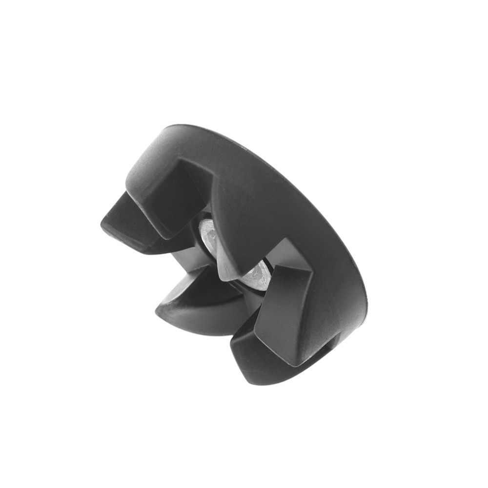 1 PC 4 CM Peças de Reposição Da Lâmina de Borracha Engrenagem Eixo Grosso Peças Sobressalentes Para Bala Mágica 900 W