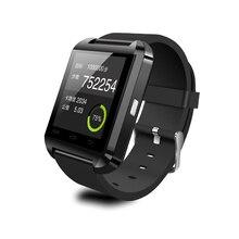 Smartwatch Bluetooth Smart Uhr U8 Armbanduhr U Sport Uhren mit Schrittzähler Mitteilung SMS Sync Anruf Erinnerung Remote Camera