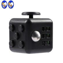 A Toy A Dream Fidgeted Cube Clicker Anti Irritability Dice Desk Toys For Adults Prime Children