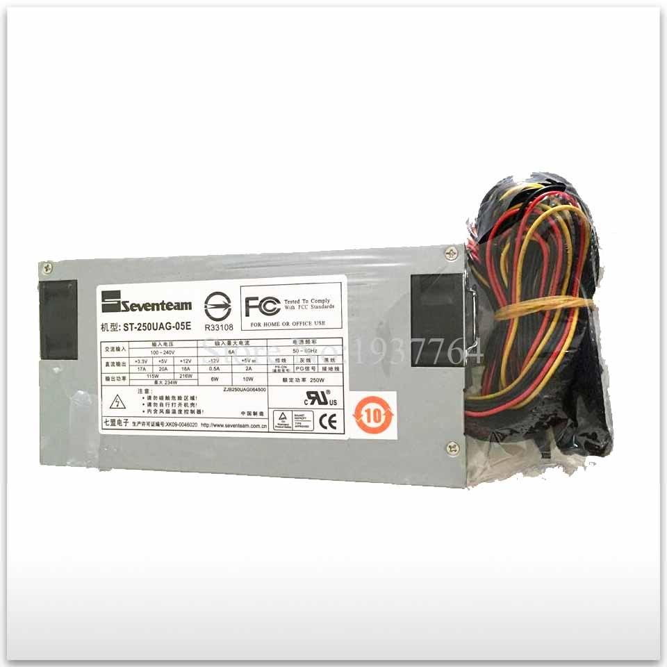 100% new for Seventeam Power Supply ST-250UAG-05E 1U 250W цена
