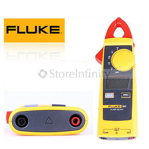 Fluke 362 Digital Clamp Meter AC/DC Multimeter Tester