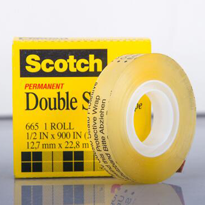 Good Quality 1PC 13mm*30m High Viscosity Adhesive Tape Transparent double-sided tape Scotch Tape 1pc easyinsmile steam sterilization indicator tape lead free latex free infection control 13mm 19mm 25mm 60yard