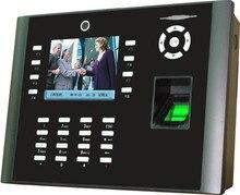 Puerta de control de acceso de terminal Iclock660 Biométrico de huellas digitales 8 K Cámara de huellas de presencia y control de acceso de Usuario
