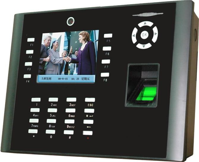 Ip-gesichtserkennungsgerät Iclock660 Biometrische Fingerabdruck-terminal Türzugriffskontrolle 8 Karat Benutzer Kamera Fingerprint Zeiterfassung Und Zugangskontrolle Unterscheidungskraft FüR Seine Traditionellen Eigenschaften Zugangskontrolle