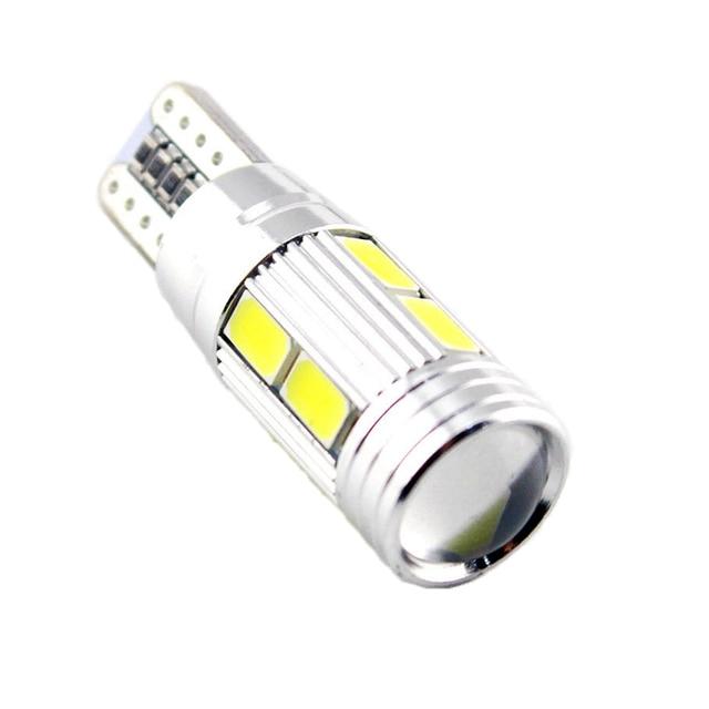 Auto LEVOU Canbus T10 10 12 W2.1x9.5d W5W 192 194 Branco SMD 5630 V wedge estacionamento luz de abóbada Do Carro largura lâmpada marcador de luz da lâmpada do bulbo.