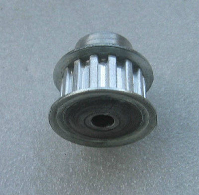 L Type L15T Timing Belt Pulley 15 Teeth 8mm Bore for Stepper Motor