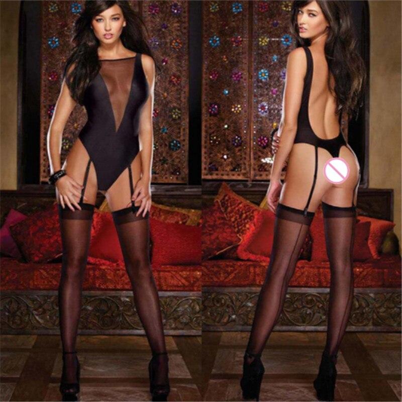 lingeria sexy porn lingerie women teddy erotic lingerie sexy transparent bodysuit underwear costumes bodystockings font b