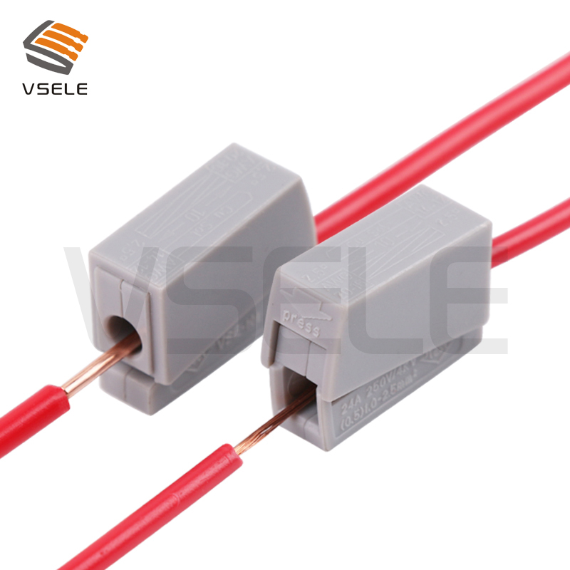 10Pcs Wago 224 101 lighting connector light terminals wiring ...