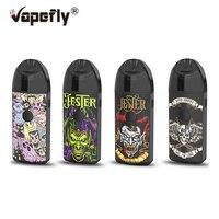 Pre order Vapefly Jester Pod Kit 1000mAh Jester RBA Pod Vape Kit &DIY version fit mesh coil e cigarette vape Kit pre order