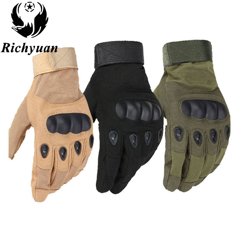 2018 New Style Men's Tactical Gloves Army Military Gloves