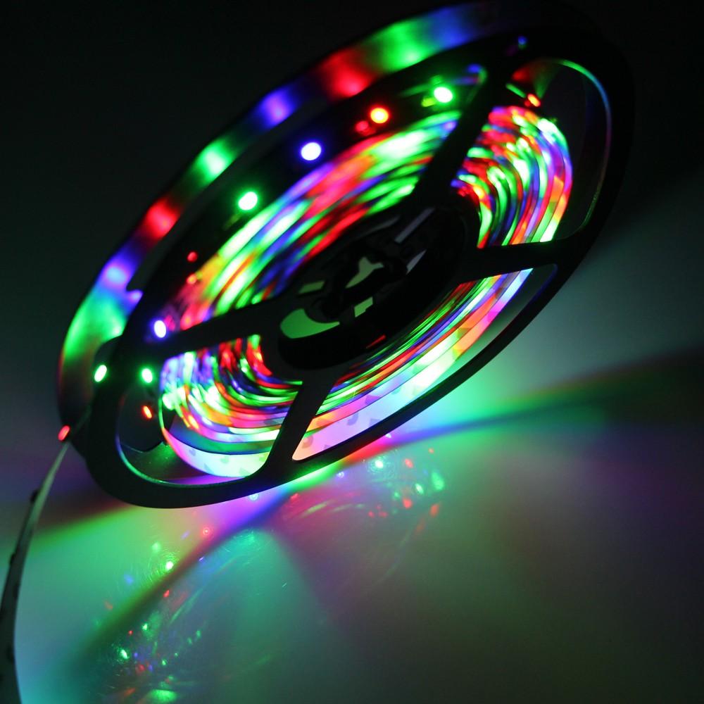 Tape-led-3528-DC12V-60Leds-m-Flexible-led-light-strip-high-brightness-RGB-Ribbon-Stripe-String