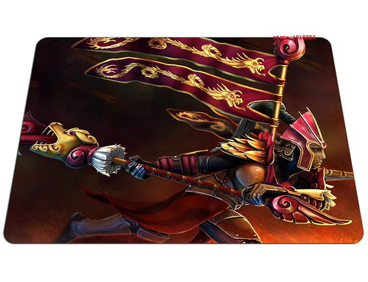 dota 2 mousepad Legion Commander gaming mouse pad best seller gamer mouse mat pad game computer desk padmouse keyboard large