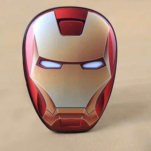 последние мстители 8000 мач банк силы капитан америка, супермен, железный человек, spide человек, бэтмен портативное зарядное устройство для iPhone6 покрывает